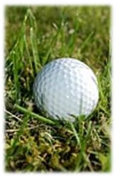 golf-ball golf-leka-driving ranch-Leadbetter-McLean-green-håls